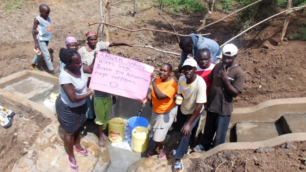 The Water Project : 19-kenya18147-thank-you