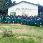 The Water Project: Mavusi Primary School -  Students