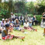 The Water Project: Chegulo Community, Werabunuka Spring -  Training