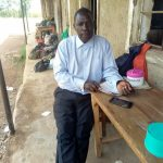 The Water Project: Shikusa Primary School -  Headteacher Christopher Ombula