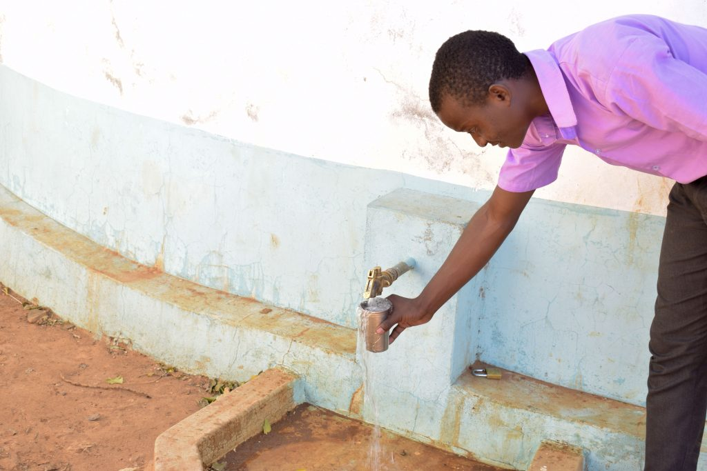 The Water Project : 2-kenya4802-a-year-with-water