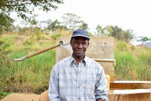 The Water Project:  Richard Muunge