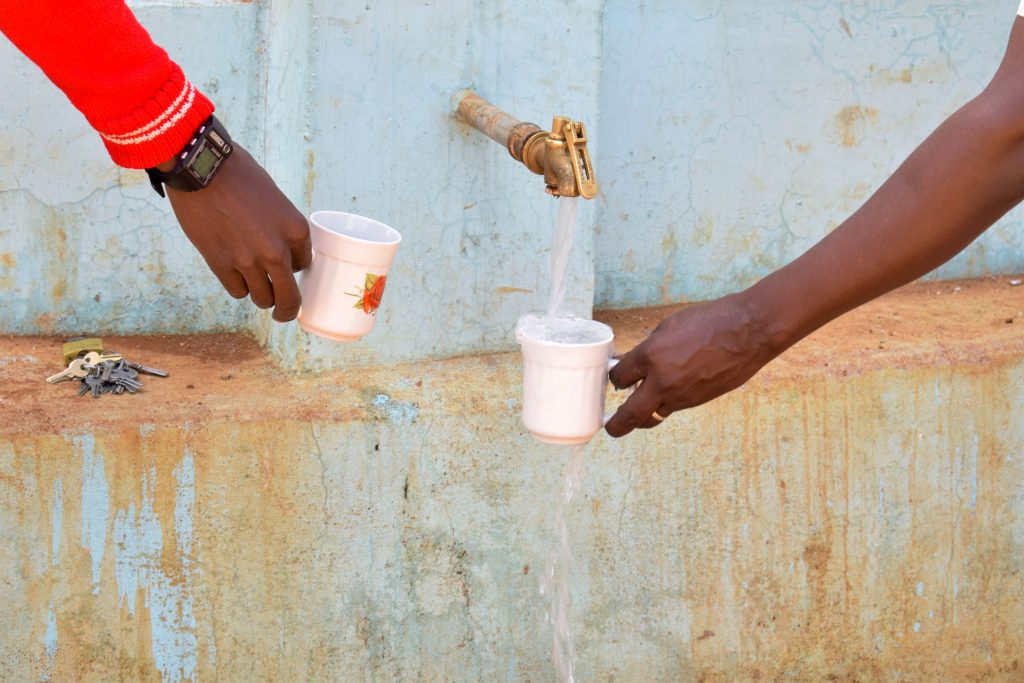 The Water Project : 2-kenya4871-a-year-with-water