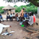 The Water Project: Alimugonza Community -  Training