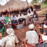 The Water Project: Alimugonza Pabidi Community -  Training