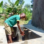 The Water Project: Muyere Primary School -  Finished Tank