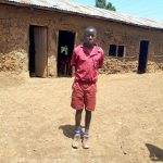 The Water Project: Namarambi Primary School -  Pius Wangila