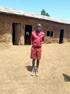 The Water Project:  Pius Wangila