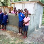 The Water Project: Bumuyange Primary School -  Finished Latrines