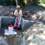 The Water Project: Muyundi Community -  Flowing Water