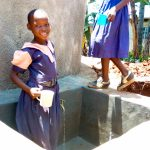 The Water Project: Bumuyange Primary School -  Finished Tank