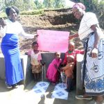 The Water Project: Chegulo Community, Yeni Spring -  Thank You