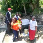 The Water Project: Muyundi Community, Baraza Spring -  Thank You
