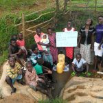 The Water Project: Mungaha B Community, Maria Spring -  Thank You