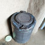 The Water Project: Mukoko Community, Mshimuli Spring -  A Water Storage Barrel