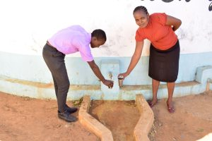 A Year Later: Matheani Secondary School