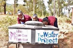 The Water Project:  Handwashing Stations
