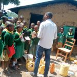 The Water Project: Muyere Primary School -  Handwashing Training