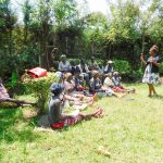 The Water Project: Chegulo Community, Werabunuka Spring -  Dental Hygiene