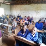 The Water Project: Shikusa Primary School -  Students In Class