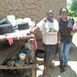 The Water Project: Mukoko Community, Mshimuli Spring -  Emily Vihenda And Grace