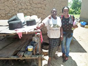 The Water Project:  Emily Vihenda And Grace