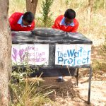 The Water Project: Ikaasu Secondary School -  A Year With Water