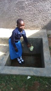 The Water Project:  Getting A Drink Of Water