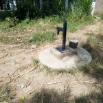 The Water Project: Shivanga Primary School -  Dry Well