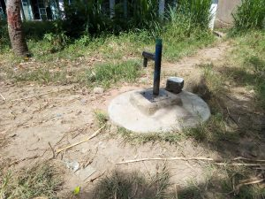 The Water Project:  Dry Well