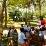 The Water Project: Chegulo Community, Yeni Spring -  Training