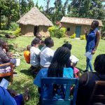 The Water Project: Muyundi Community, Baraza Spring -  Training