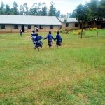 The Water Project: Shikusa Primary School -  School Grounds