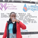 The Water Project: Kwa Kaleli Primary School -  Lilian Sammy