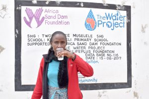 The Water Project:  Lilian Sammy