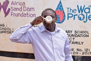 The Water Project:  Principal Mbaluto