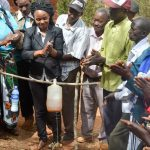 The Water Project: Mbakoni Community -  Handwashing Training
