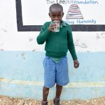 The Water Project: Kwa Kaleli Primary School -  Aron Muthini