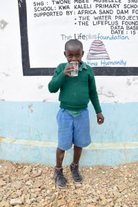 The Water Project:  Aron Muthini
