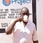 The Water Project: Ikaasu Secondary School -  Principal Kyengo Michael