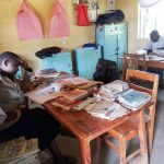 The Water Project: Shivanga Primary School -  Staff Office