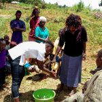 The Water Project: Mungaha B Community, Maria Spring -  Training
