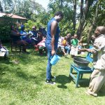 The Water Project: Muyundi Community -  Handwashing Training