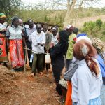 The Water Project: Mbakoni Community A -  Handwashing Training