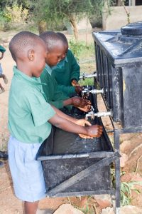 The Water Project:  Handwashing Has Been Embraced By Students