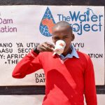 The Water Project: Ikaasu Secondary School -  Boniface Mutinda