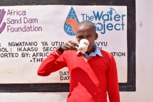 The Water Project:  Boniface Mutinda