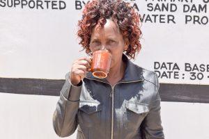 The Water Project:  Damiana Nzii