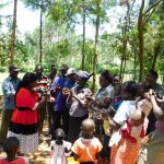 The Water Project: Chegulo Community, Yeni Spring -  Handwashing Training