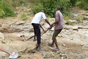 The Water Project:  Harvesting More Stone